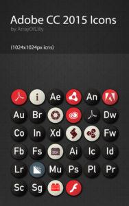 Adobe Icon Preview