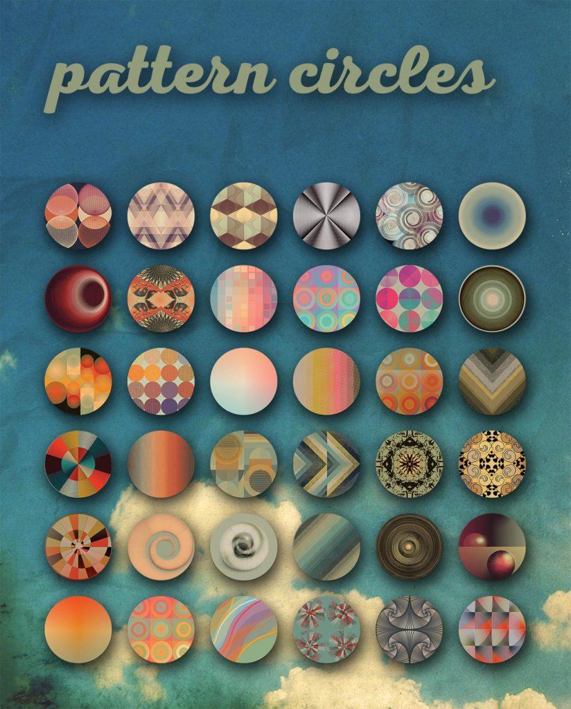 Circle Pattern Icons