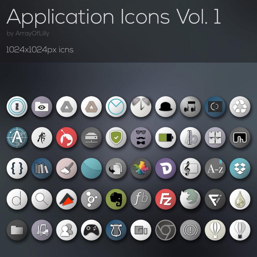 Mac App Pack Vol.1 - Preview