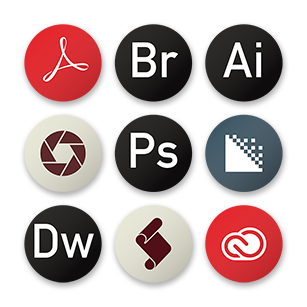 Adobe Icon Preview - Snippet