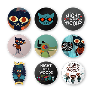 Night in The Woods - Featured