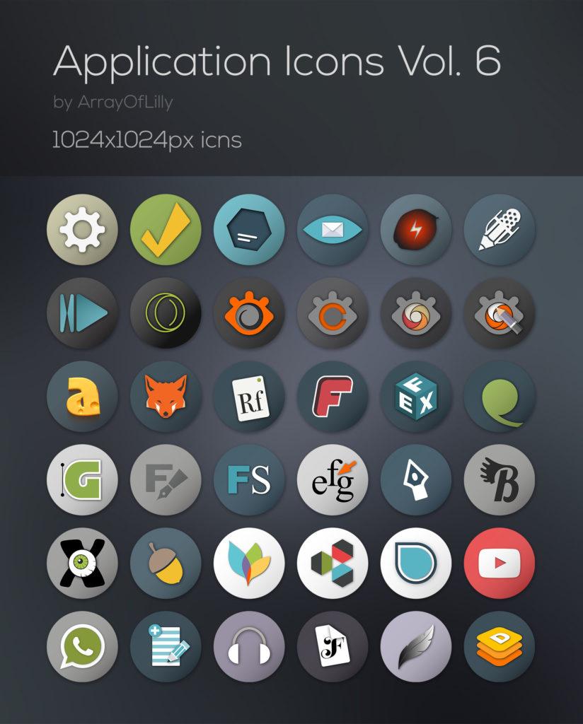 Mac App Pack Vol.6 Preview